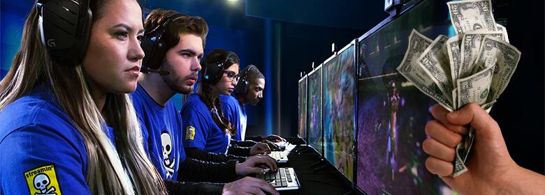 онлайн ставки киберспорт спорт на и